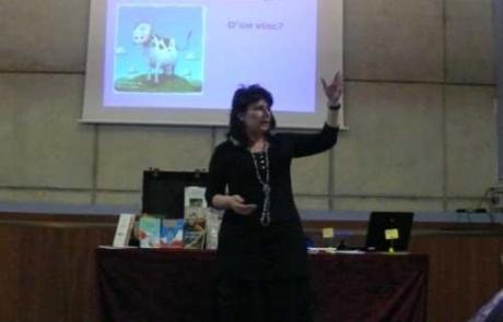 Conferencia cuentoterapia