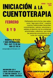 Iniciación cuentoterapia Febrero 2014