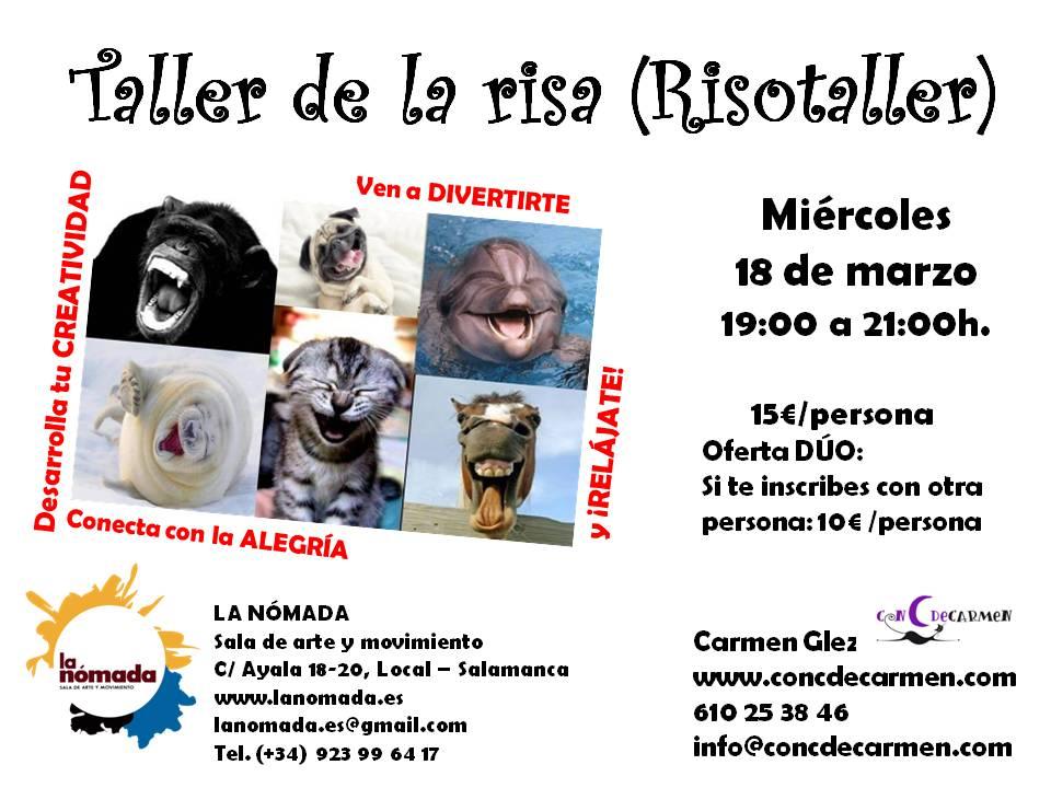 Risotaller 18.03.15 Adultos Salamanca