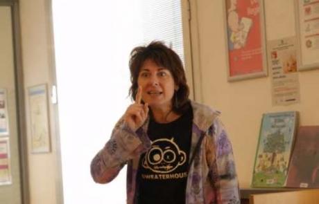 Carmen Glez, cuentacuentos