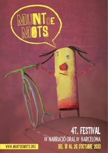 Festival de contes de BCN. MUNT DE MOTS 2013