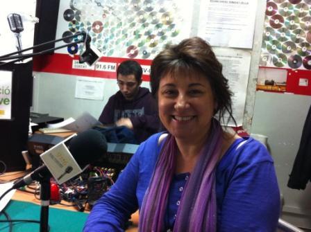 Cuentoterapia+Risoterapia Ràdio Trinitat 10.11.14