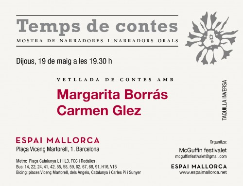 Contes a l'Espai Mallorca